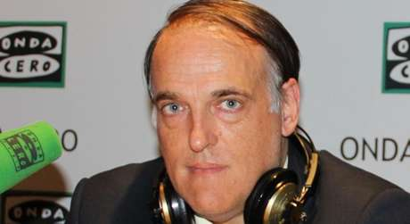 """In Spain there is match fixing,"" said La Liga VP, Javier Tebas, on a radio program."