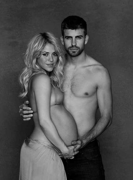 ¡Shakira y Piqué podrían convertirse en padres hoy!
