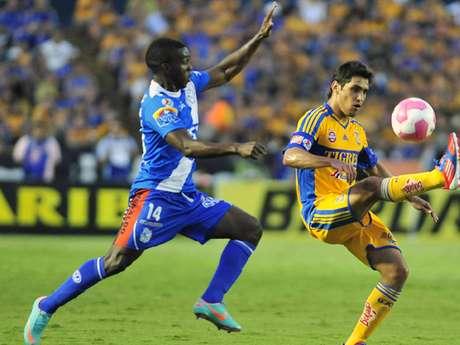Edison Toloza jugó su última temporada en Puebla de México