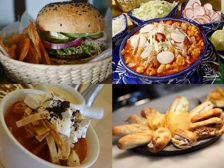Comer bien no tiene por qué salir tan caro, en la Ciudad de México existe infinidad de lugares para todos los gustos y bolsillos. Sin embargo, hay algunos restaurantes por los que vale la pena asomarse. Recopilamos 10 locales con las tres Bs, o sea, buenos, bonitos y baratos, considerando un precio entre los $50 y $200 pesos.<br />
