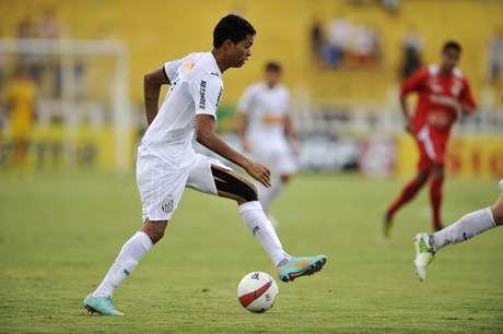 Giva é a maior esperança santista de gols na final da Copa São Paulo