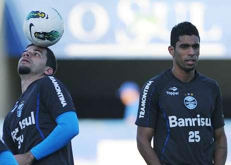 Vilson deixará concentração em Quito e retornará a Porto Alegre