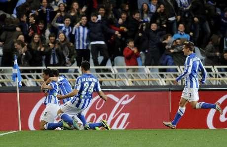 Los de San Sebastián logarron el resultado más sorpresivo, no sólo de la jornada, sino del campeonato ibérico.
