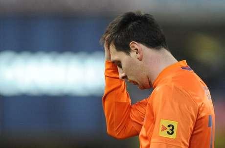 Desde el 21 de abril de 2012 el Barcelona no conocía la derrota en juegos correspondientes a la Liga BBVA.