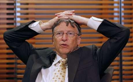 Bill Gates (em foto de 2011) dedica boa parte de sua fortuna a ações humanitárias