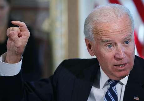 Obama and Biden will repeat their oaths on Monday during a public ceremony at the U.S. Capitol.