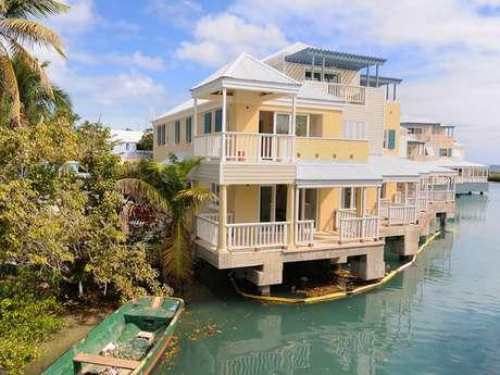 As villas das Ilhas Virgens são hospedagens perfeitas para se curtir as férias com o máximo de privacidade