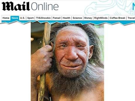Modelo mostra como seria a espécie extinta há mais de 33 mil anos