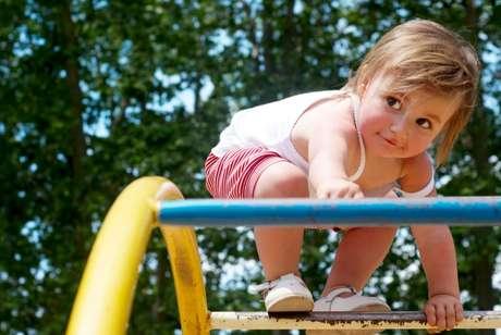Um lugar seguro incentiva o desenvolvimento da criança por meio de brincadeiras saudáveis e evita acidentes
