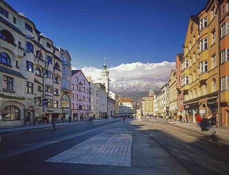 Innsbruck, na Áustria, está entre os destinos da Europa que devem ser visitados em 2013, segundo a 'CNN'