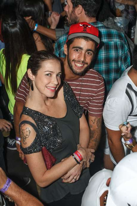 Luana Piovani e Pedro Scooby vão se casar