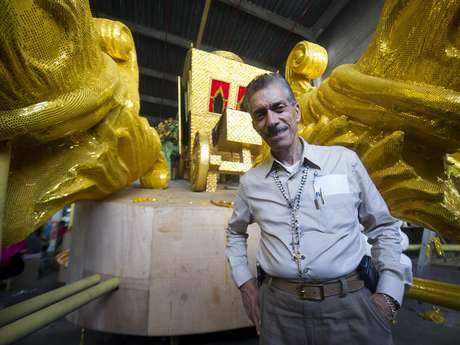 Nilo Figueiredo garante que a maior campeã do Carnaval carioca vai passar bem na avenida em 2013