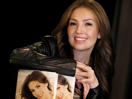 Thalía ha obtenido un apoyo reconocido de sus fans mexicanos que nuevamente la llenan de éxito.