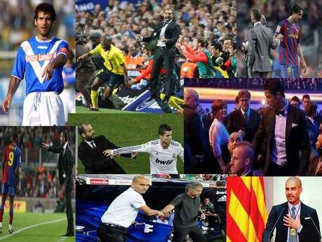 Te presentamos las 'manchas' que ha tenido Josep Guardiola en su carrera, sin duda, escrita con letras de oro.
