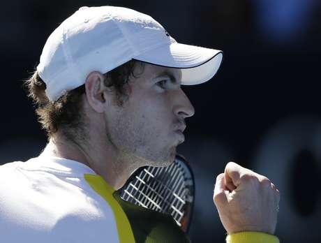 Murray não teve problemas para confirmar o favoritismo e avançar à semifinal