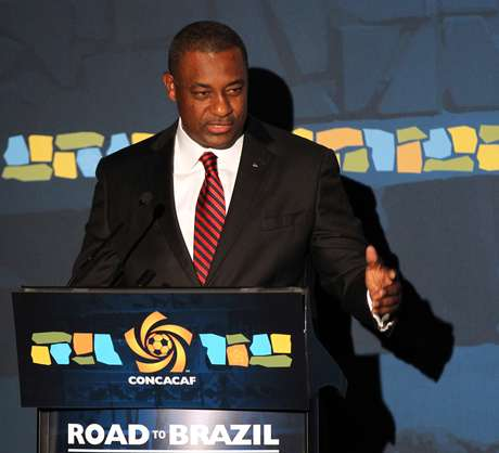 Jeffrey Webb, CONCACAF president