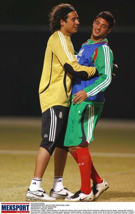 Carlos Vela sigue sin atender llamados de la Selección.