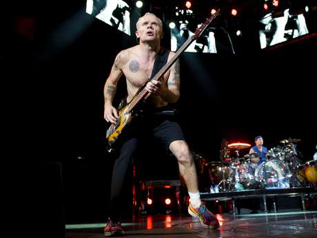 Los Red Hot Chili Peppers detonarán todo su rock en el Festival Coachella.