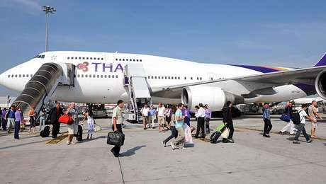 Thai airline, Thai Airways International, took the eighth spot. They had 5 lost fuselages and their accidents left 309 dead.