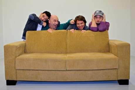 'Amigos da Onça' vai ao ar às segundas-feiras, às 22h30, no SBT