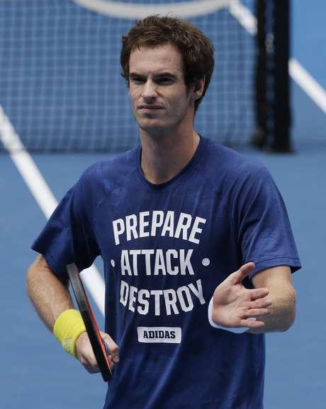 Andy Murray cambio de mentalidad desde la llegada de Ivan Lendl como su entrenador y ahora encara de forma diferente los partidos. Lendl le ha contagiado de esa mentalidad ganadora que ahora muestra en cada partido.