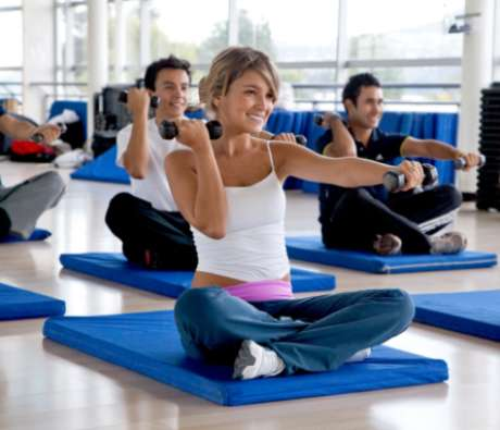 Procure um treino com avanços mais lentos, mas com qualidade