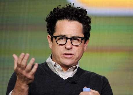 <p>O diretor J.J. Abrams deu entrevista ao 'Fantástico'</p>