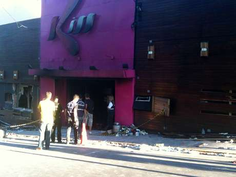 Mais de 230 pessoas morreram no incêndio que atingiu a casa noturna em Santa Maria
