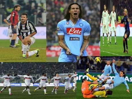 Te presentamos el resumen de la Jornada 22 delfutbol italiano, todavía liderado por la Juventus.