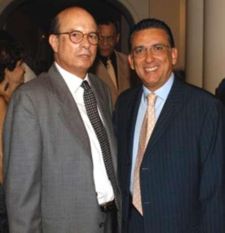 Técnico (à esq.) comandou ainda a Seleção Brasileira nas Olimpíadas de 1988 e 1996