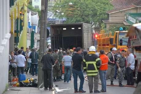 O incêndio na Boate Kiss, em Santa Maria, deixou 231 mortos