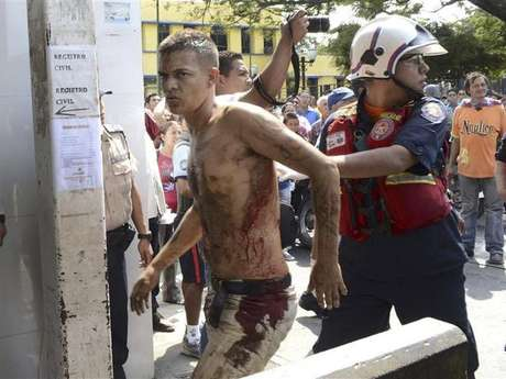 It was the fourth high-profile incident in 18 months in a penal system that has experienced repeated fatal clashes and shootouts. Venezuela's prisons house three times the number of inmates they were designed to hold.<br />