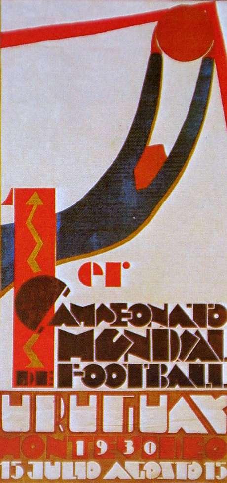 <strong>1930 - Uruguai</strong>