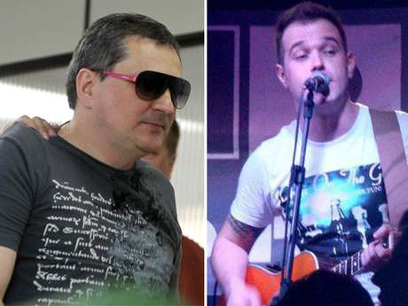 <p>Mauro Hoffmann (esq.) e Kiko Spohr (dir.) foram presos após incêndio na Boate Kiss</p>