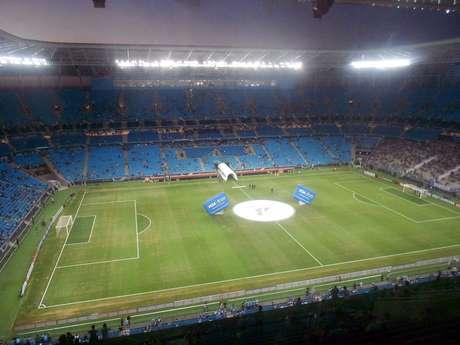 <p>Arena do Grêmio não será usada na próxima partida da Libertadores</p>