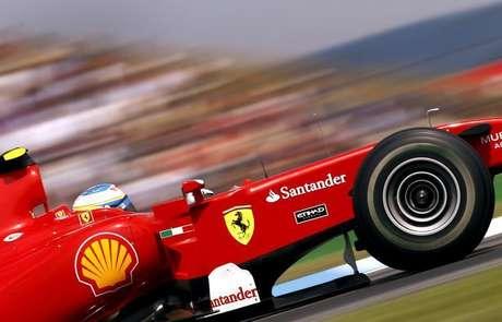 El nuevo Fórmula Uno de Ferrari, el F138, correrá en Nürburgring