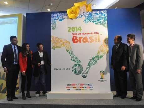 Pôster é apresentado no Rio de Janeiro