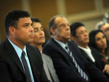Campeões mundiais foram anunciados como embaixadores da Copa do Mundo de 2014