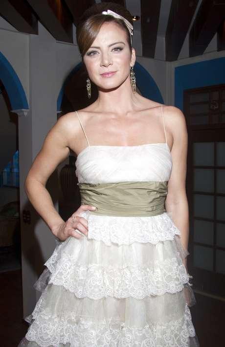 Silvia Navarro realizó casting para protagonizar junto a William Levy la telenovela 'La Tempestad'.
