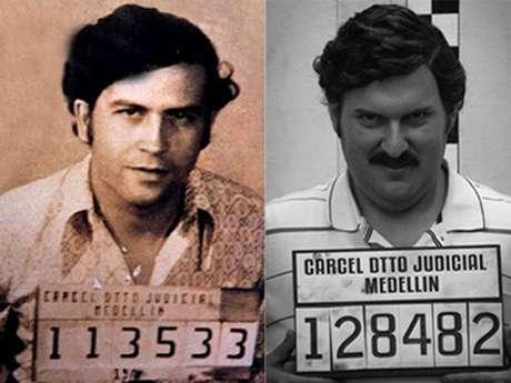 Andrés Parra interpreta a Pablo Emilio Escobar Gaviria uno de los hombres más temidos y buscados en la historia del narcotráfico.