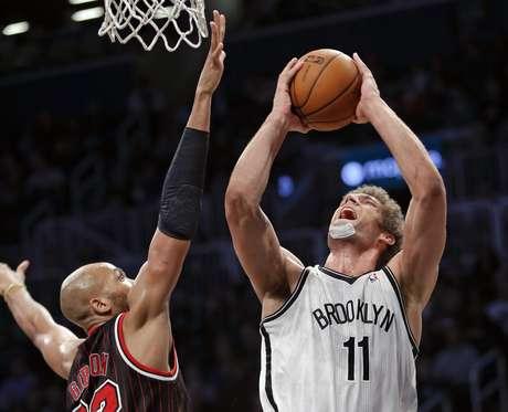 Brooklyn Nets encerrou série de vitórias do Chicago Bulls