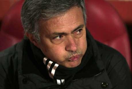 <p>Jos&eacute; Mourinho insinuou fraude na elei&ccedil;&atilde;o da Fifa</p>