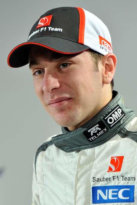 Atual campeão da World Series by Renault, Robin Frijns foi contratado como reserva da Sauber