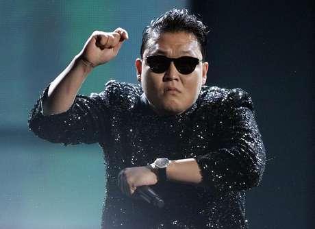<p>Psy vem ao Brasil para curtir o Carnaval</p>