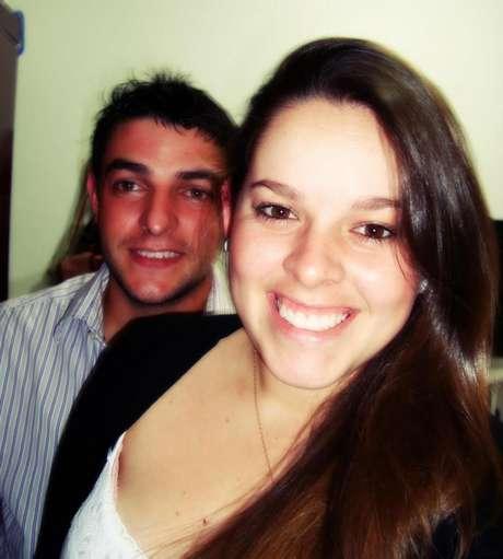 Jéssica de Lima Röhl e o namoradoAdriano Stefanel morreram após acidente em rodovia de Toledo, no Paraná