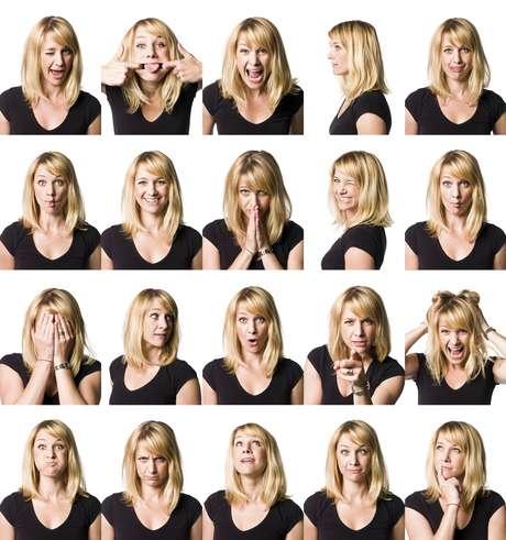 A conclusão foi baseada na análise de fotos de rostos por voluntários de ambos os sexos e pelas impressões sobre cada uma das imagens