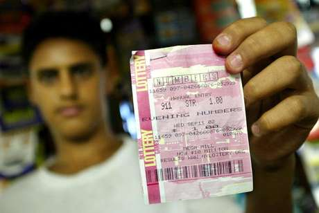 Un ganador de la lotería de EEUU