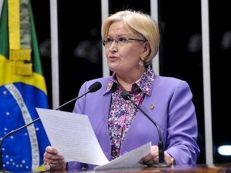 <p>A senador Ana Amélia Lemos (PP-RS)</p>