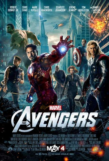 El elenco de 'The Avengers' presentará un Oscar