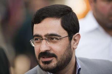 Tehran Prosecutor General Saeed Mortazavi attends an execution by hanging in Tehran in this August 2, 2007 file photo.